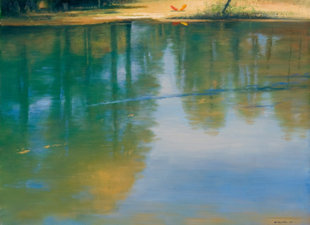 Autumn Reflections, 2006